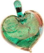 Murano Glass Jewellery with Stamp